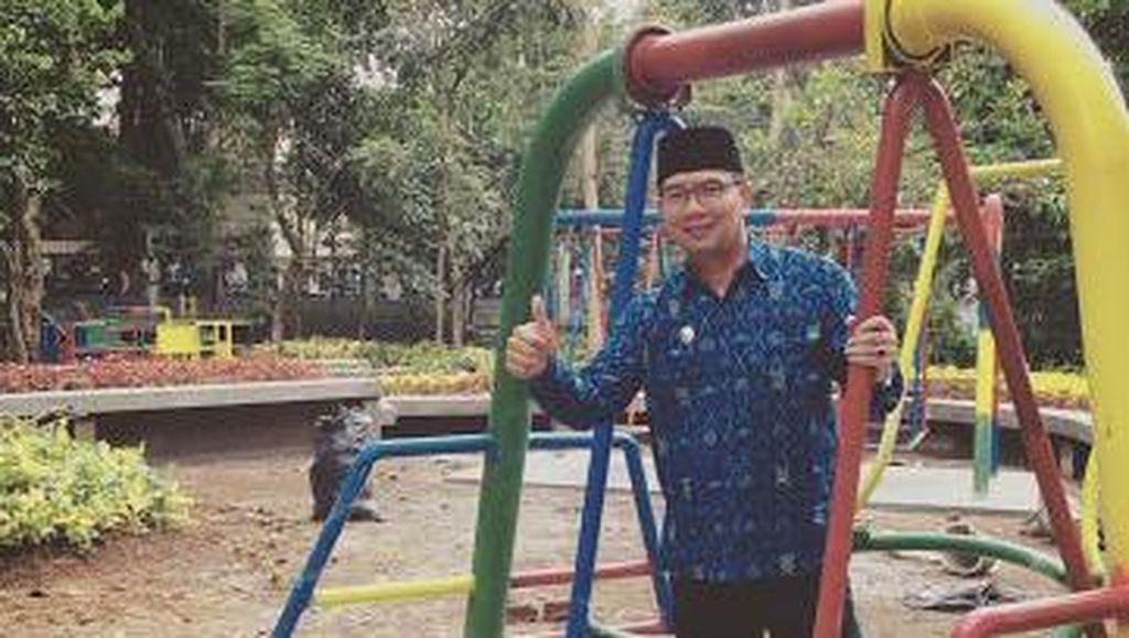 Pesan Ridwan Kamil pada Wisatawan: Jangan Buang Sampah Sembarangan!