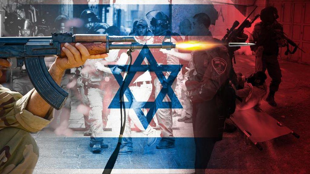 Lempar Molotov ke Patroli Tentara Israel, ABG Palestina Ditembak Mati