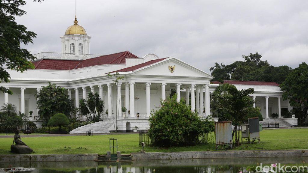 Presiden Jokowi Gelar Pertemuan Tertutup di Istana Bogor, Bahas Reshuffle?