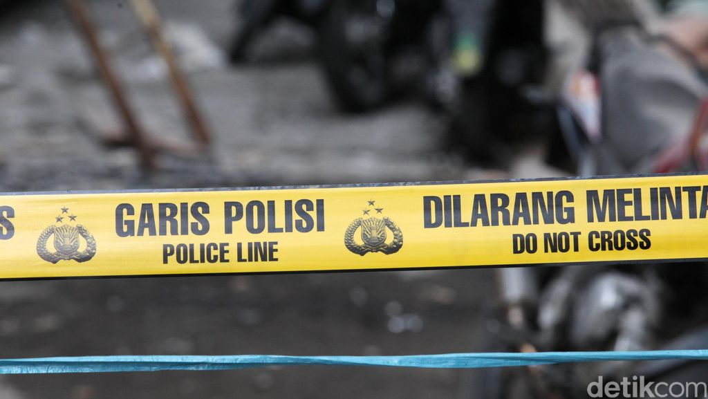 Hendra Tewas Ditikam Perampok di Ciputat
