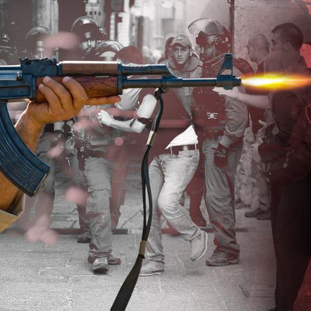Israel Larang Jasad Warga Palestina Pelaku Serangan Diserahkan ke Keluarga