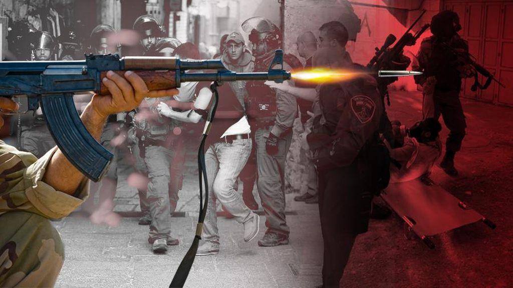 Tikam Tentara Israel, Pria Palestina Ditembak Mati di Tepi Barat