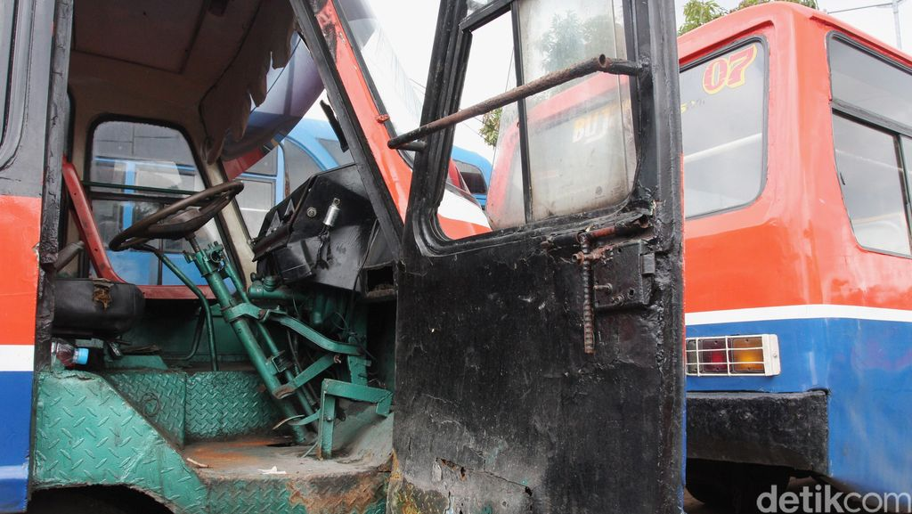 Ahok: Tahun Depan Ikut TransJ, Gaji Sopir Metromini Rp 7 Juta