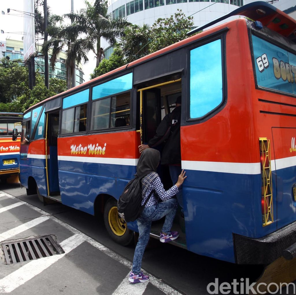 Ngeri! Ini Kata Warga Korban Copet di Angkot Selain Metro Mini 640