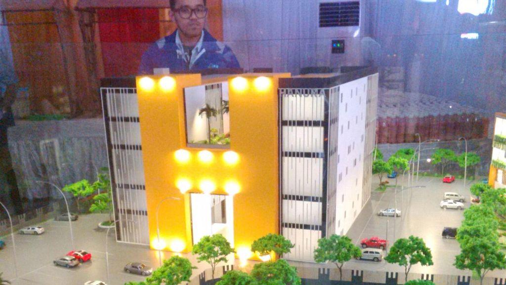 Habiskan Rp 25 M, Gedung H Markas Hanura Juga Jadi Hotel Bintang 2