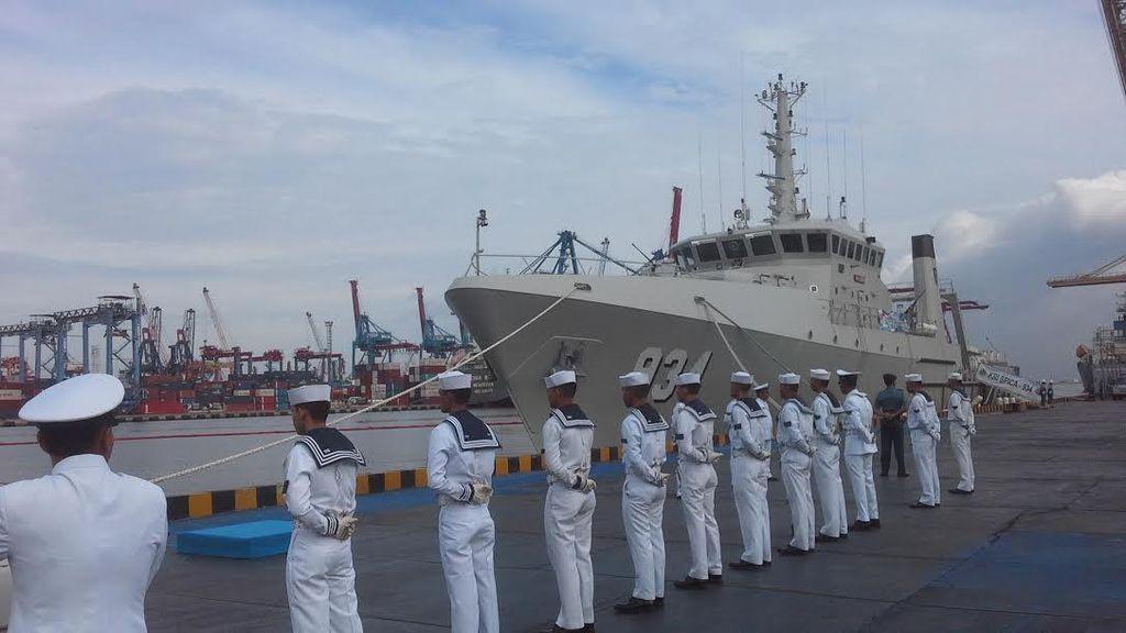 Apel Komandan Satuan, KSAL Minta Keamanan Laut Dijadikan Prioritas
