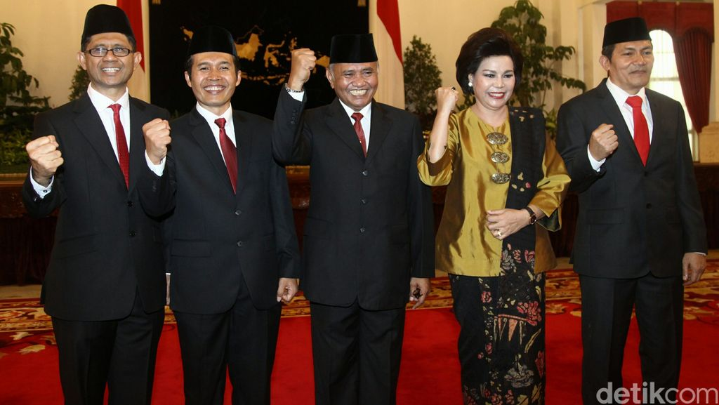 Aksi KPK Bersihkan Pengadilan Selama 6 Bulan Terakhir, Cokok Hakim Sampai Panitera