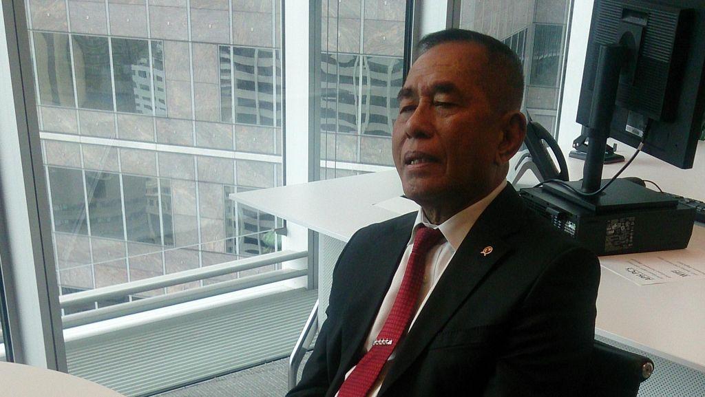 Penjelasan Ryamizard Soal Jangan Ganggu Papua di Depan Menteri Australia