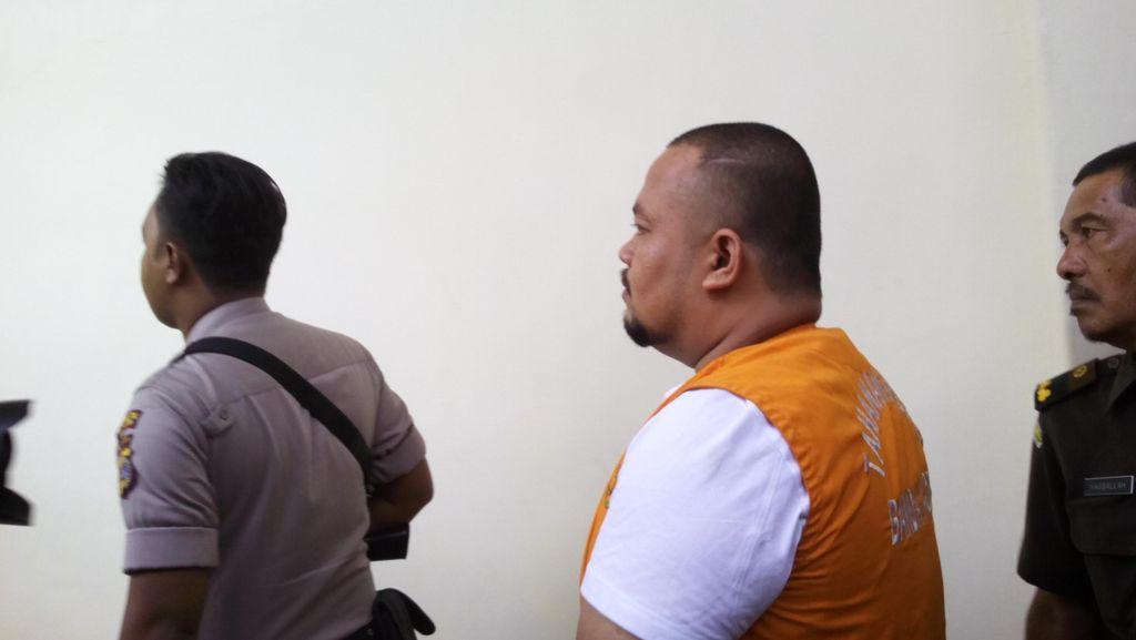 Tok! 4 Penyelundup 78 Kg Sabu di Aceh Dihukum Mati