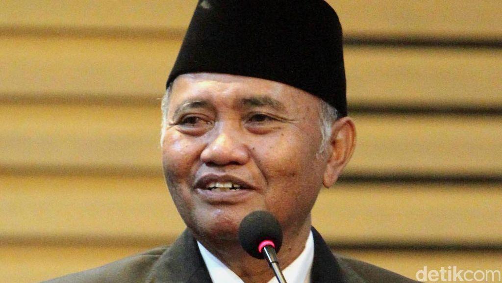 Ini Harapan Ketua KPK Atas Reshuffle Kabinet Jokowi Jilid II