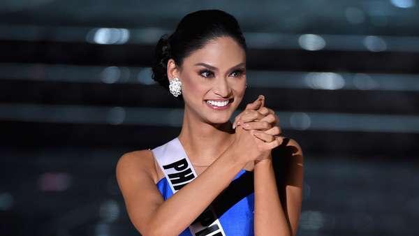 Pesona Pia Alonzo Wurtzbach, Miss Universe 2015