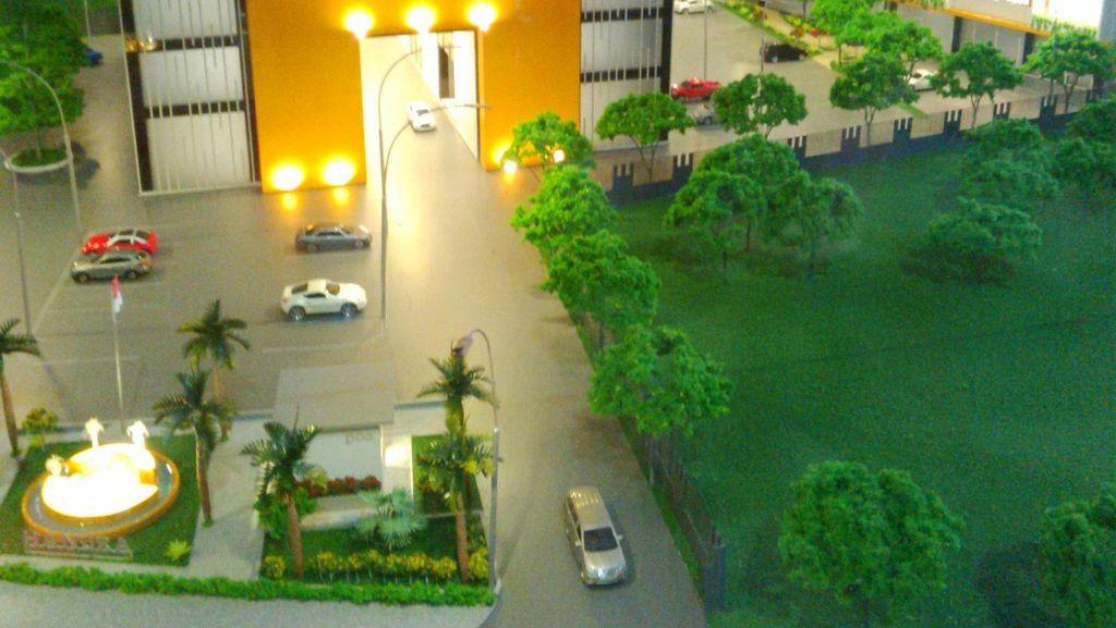 Ini Kata Rizal Ramli Soal Gedung Hanura Rp 25 M yang Berbentuk Huruf H