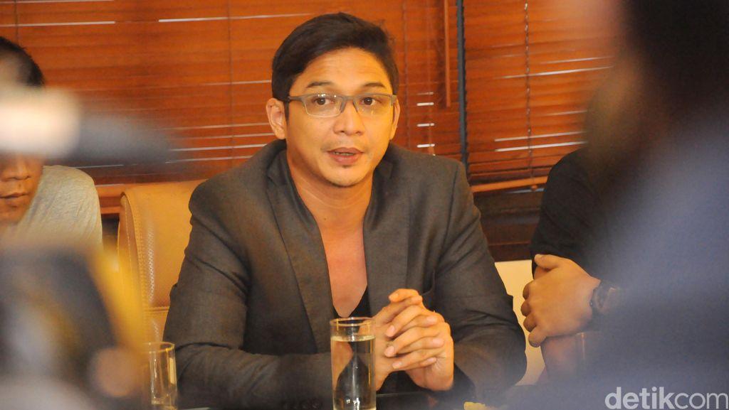 Jadi Wakil Walikota Palu, Pasha Ungu Rela Jauh dari Anak-Istri