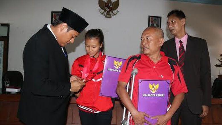 11 Atlet Kota Kediri Ikuti Paralympic Jatim, Salah Satunya Peraih 3 Emas ASEAN