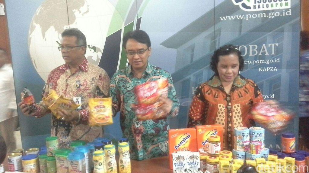 BPOM Juga Ingatkan Pangan Ilegal via Online Shop dan Air Minum Isi Ulang