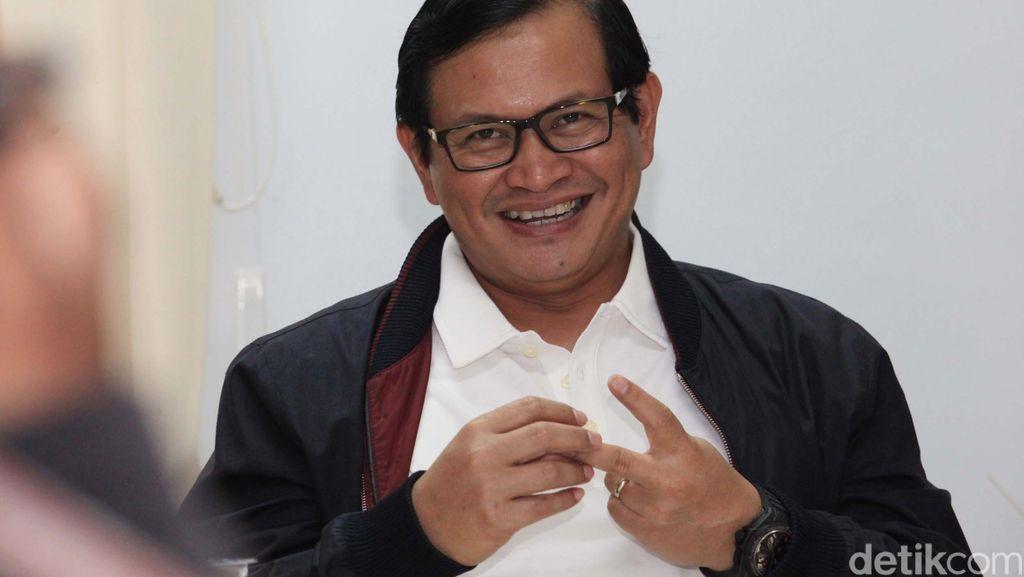 Seskab Pramono Anung Ikut Amati Dinamika Pilpres AS