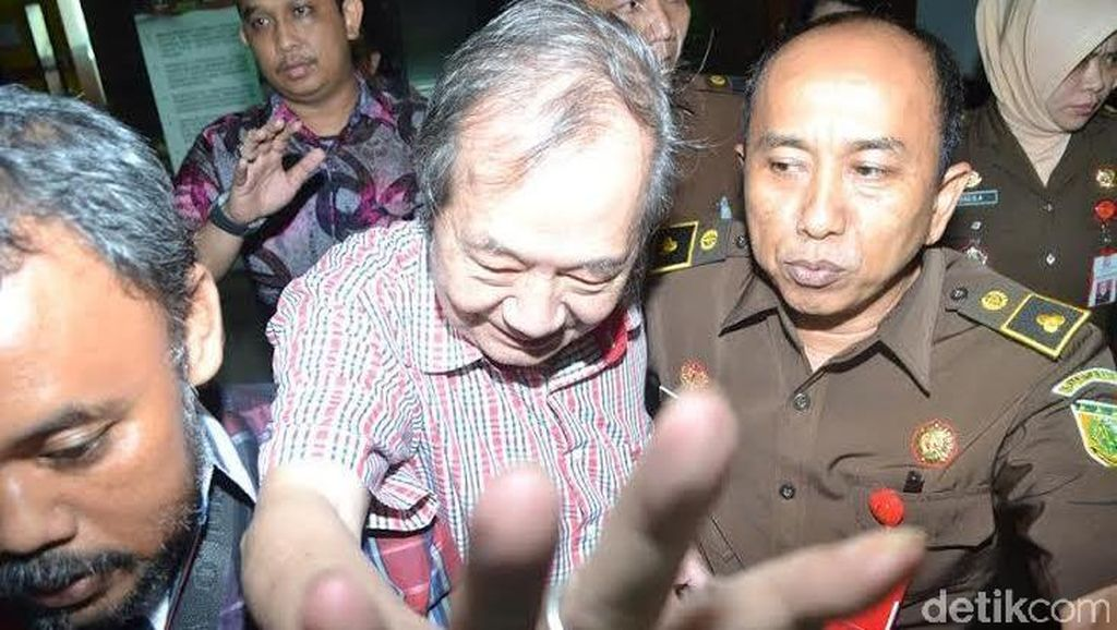 Korupsi Pasir Besi Lumajang Rp 80 M, Dirut PT IMMS Ditahan