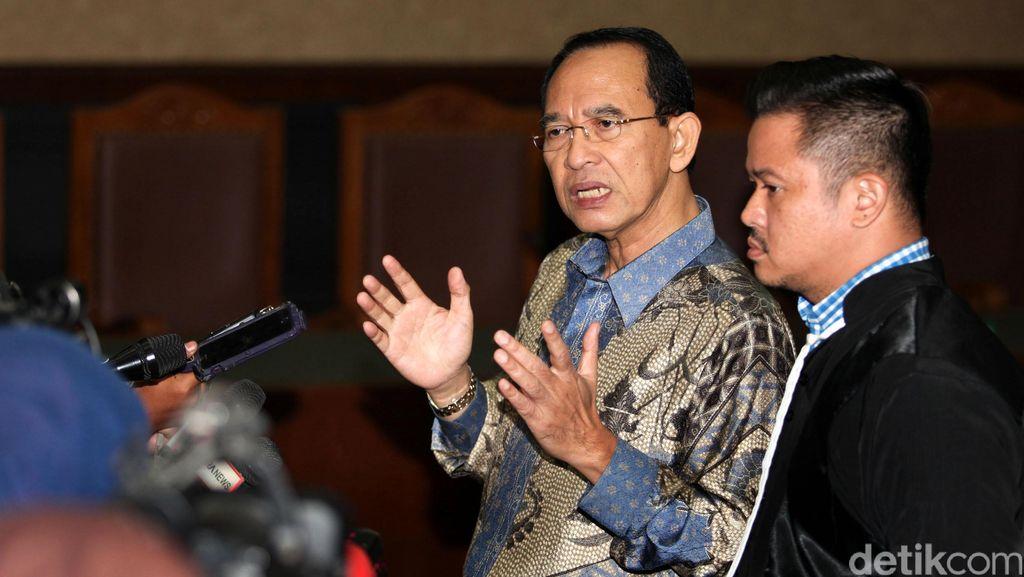Banding SDA dan Pertaruhan Hukuman Lebih Tinggi Serta Pencabutan Hak Politik