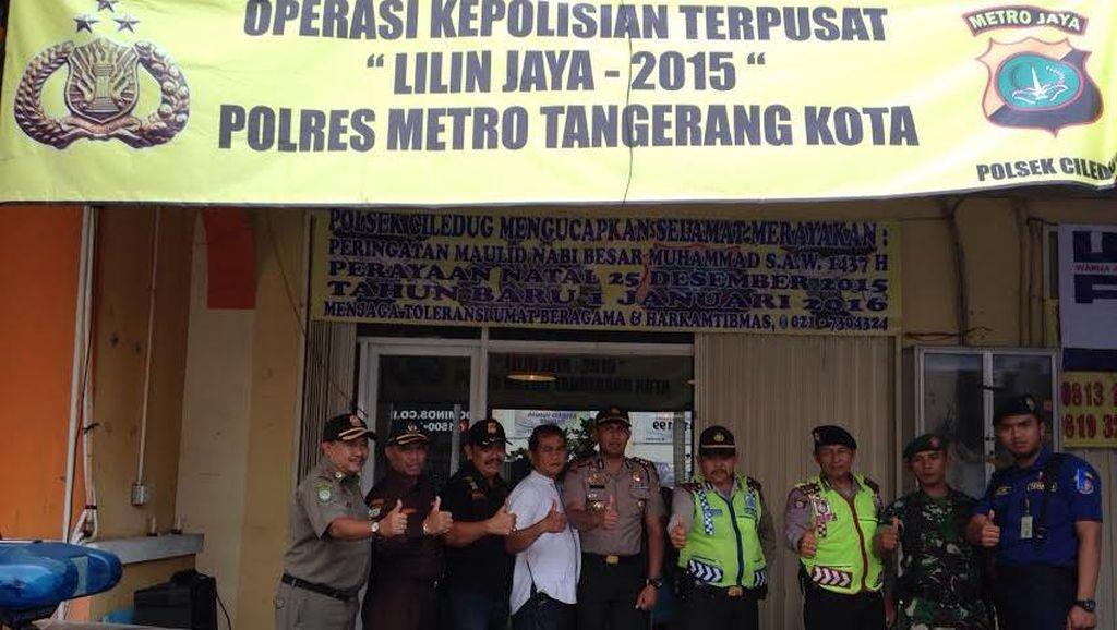 Sepuluh Polsek Bergabung ke Wilayah Polda Banten