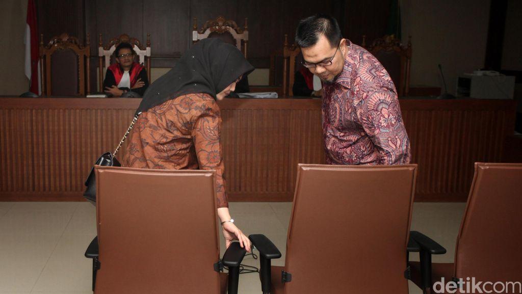 JPU KPK Tolak Pengajuan Justice Collaborator Budi Antoni dan Istri