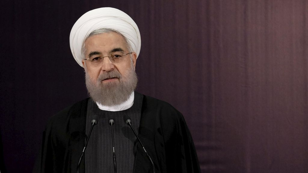 Presiden Iran Serukan Pemimpin Muslim Ciptakan Dunia Bebas dari Kekerasan
