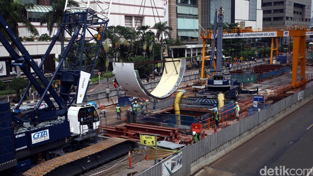Ahok: Kontraktor Proyek MRT dari Jepang Ada yang Ngaco