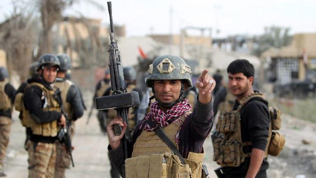 Irak Umumkan Mulai Operasi Militer untuk Rebut Fallujah dari ISIS