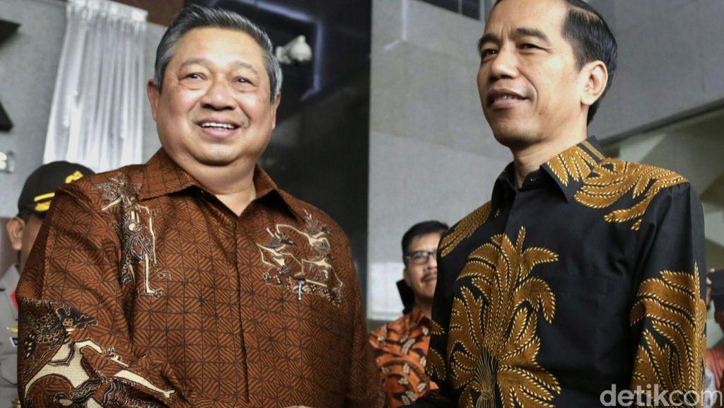 SBY: Pak Jokowi, Jangan Mau Kita Diadu Domba