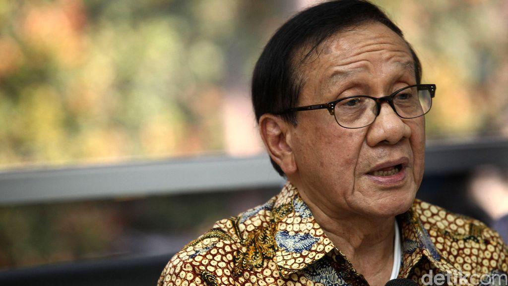 Tak Setuju ada Iuran, Akbar Tandjung Ingin Dana Munaslub Dibicarakan Terbuka