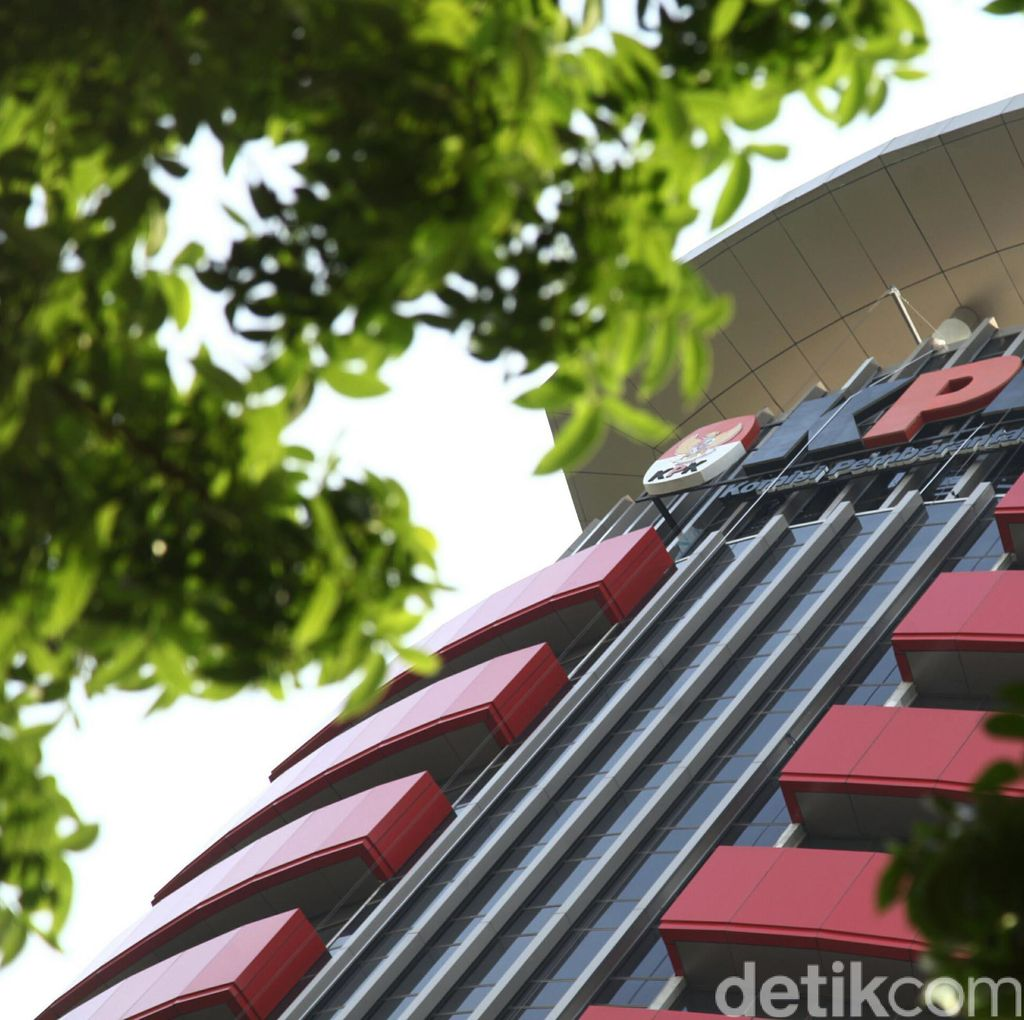 KPK Tetapkan Eks Dirjen Dukcapil sebagai Tersangka Korupsi e-KTP