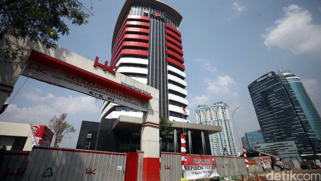 Diperiksa KPK, Kabiro PUPR Ditanya Soal Teknis Proyek Jalan