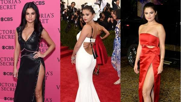 10 Gaya Seksi Selena Gomez di 2015, Mana yang Paling Curi Perhatian?