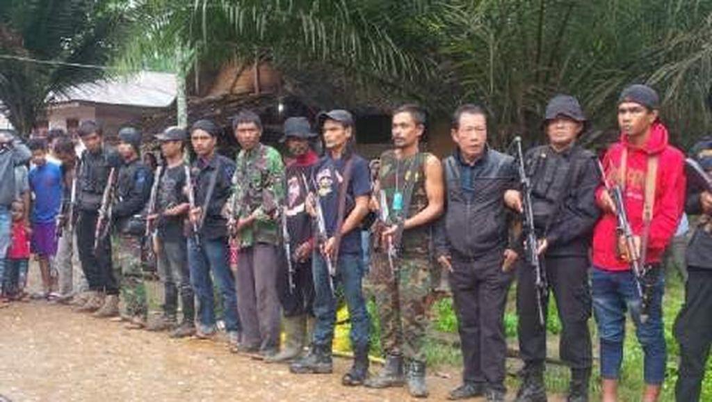 Kepala BIN Turun ke Aceh Lakukan Negosiasi, Din Minimi dan Anggotanya Serahkan Diri