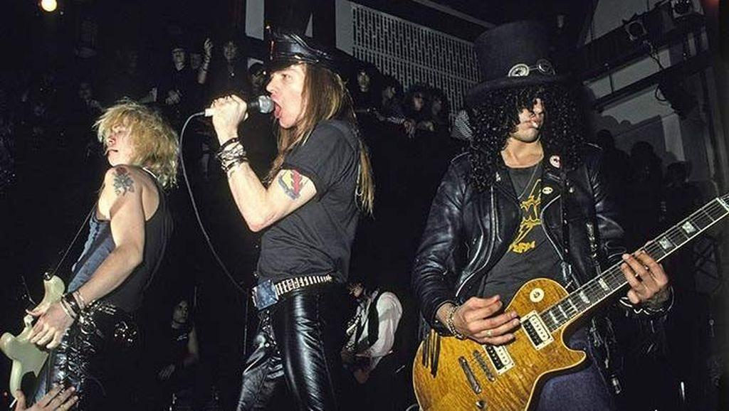 Slash dan Duff McKagan Balik Lagi, Bagaimana dengan Personel GNR Lainnya?