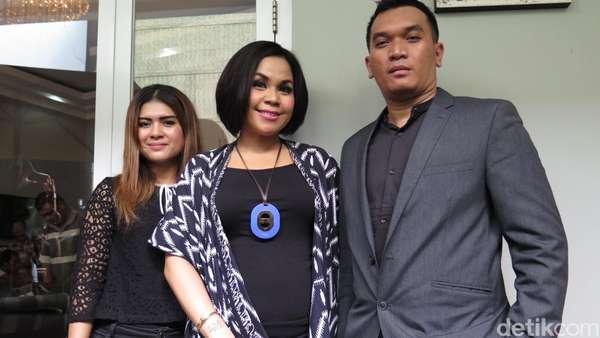 Dicatut Paedofil di Facebook, Melaney Ricardo Ambil Jalur Hukum