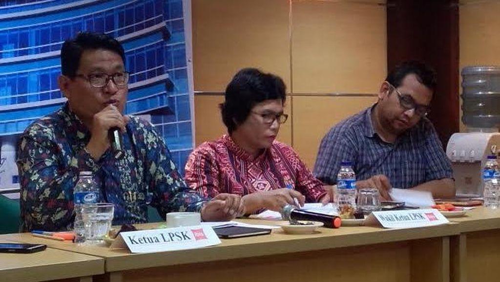 85 Saksi Kasus Korupsi Minta Perlindungan LPSK Sepanjang 2015