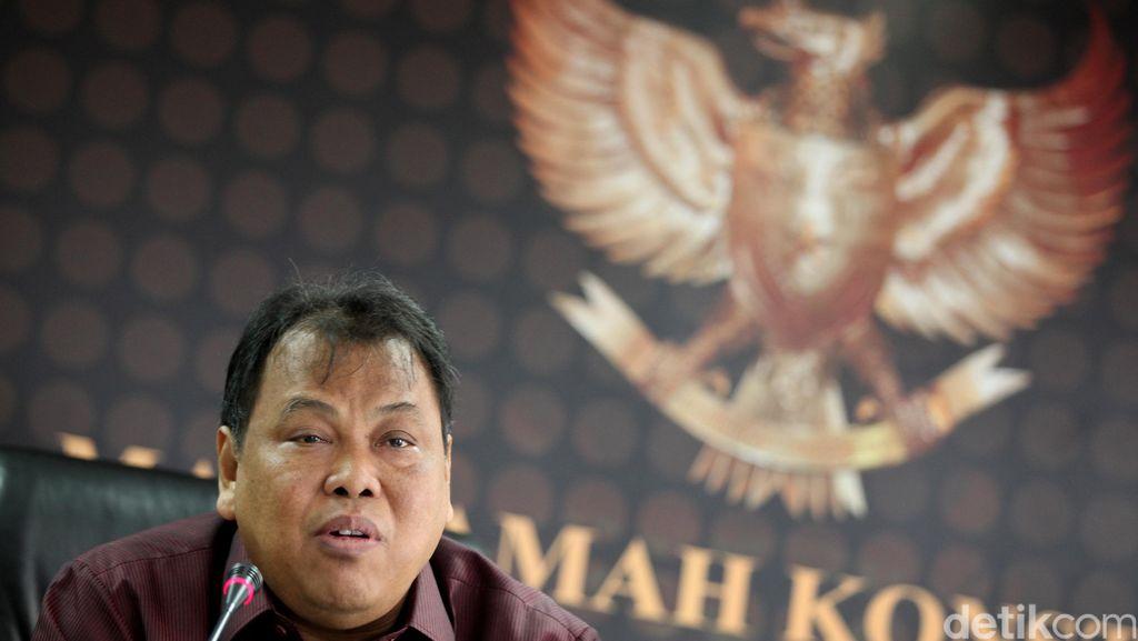 Dijatuhi Sanksi Etik karena Keluarkan Katebelece, Ketua MK: Saya Tidak Tahu