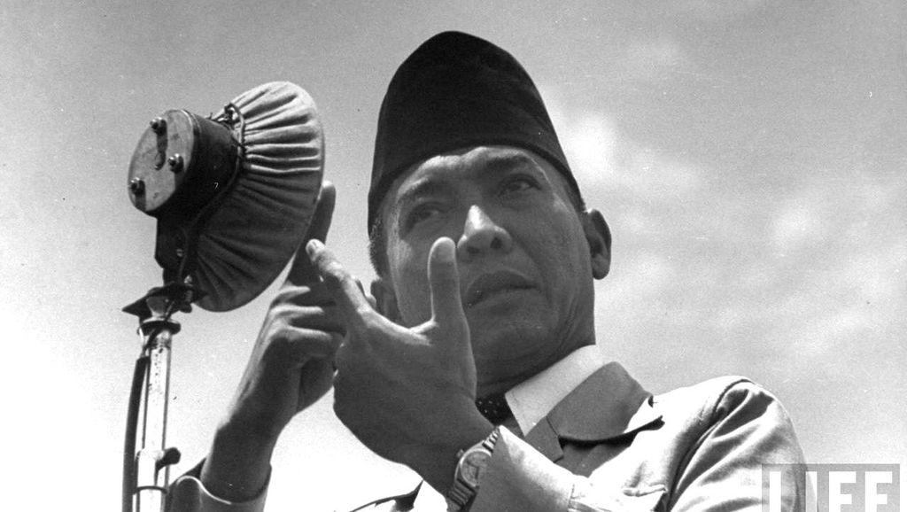 Ahli Hukum: Pencabutan Tap MPRS No XXXIII/1967 Hapus Stigma Bung Karno Terlibat PKI
