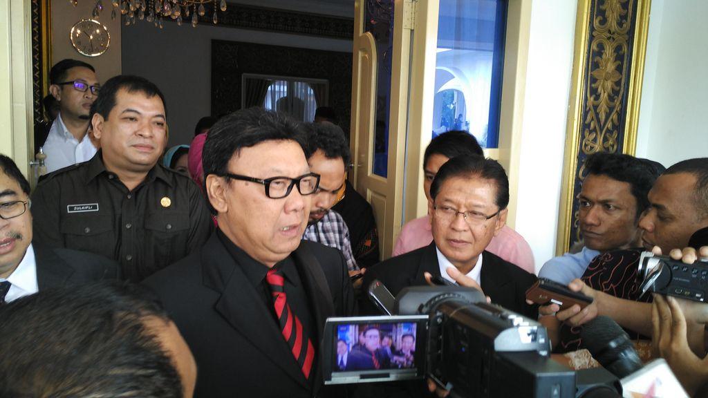 Lantik Pj Gubernur Kepulauan Riau, Mendagri: Waspadai Jalur Tikus