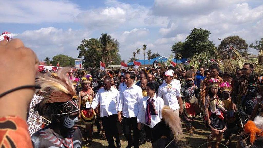 Ini Impian Jokowi untuk Indonesia 70 Tahun Mendatang