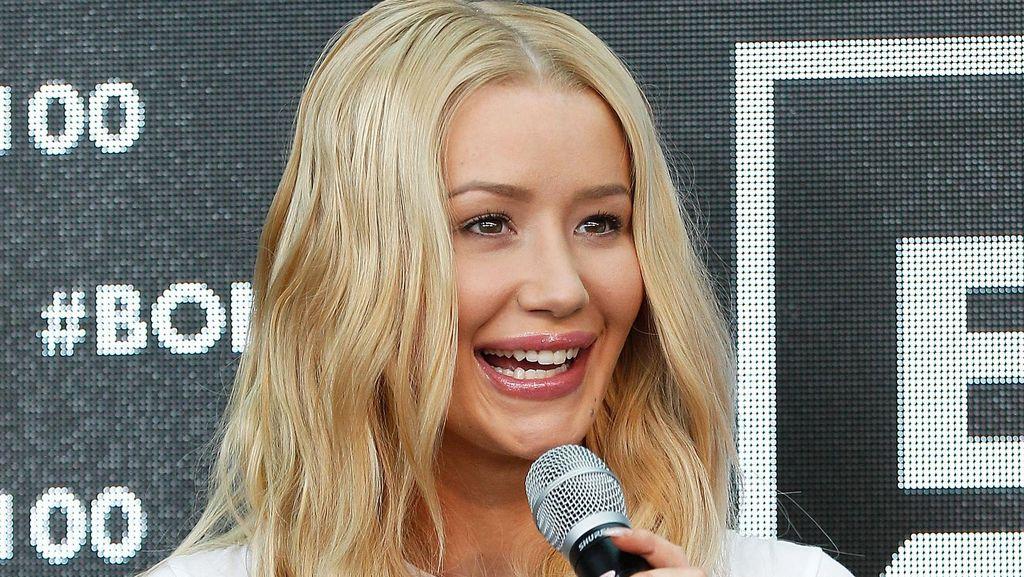 Iggy Azalea Kepergok Cium Mantan Pacar Khloe Kardashian