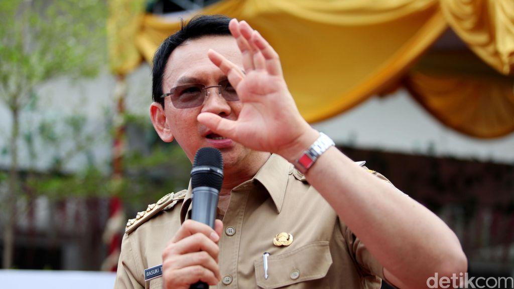 Agar Pilgub DKI Lancar, Ahok Targetkan Jakarta Bebas Banjir pada 2017