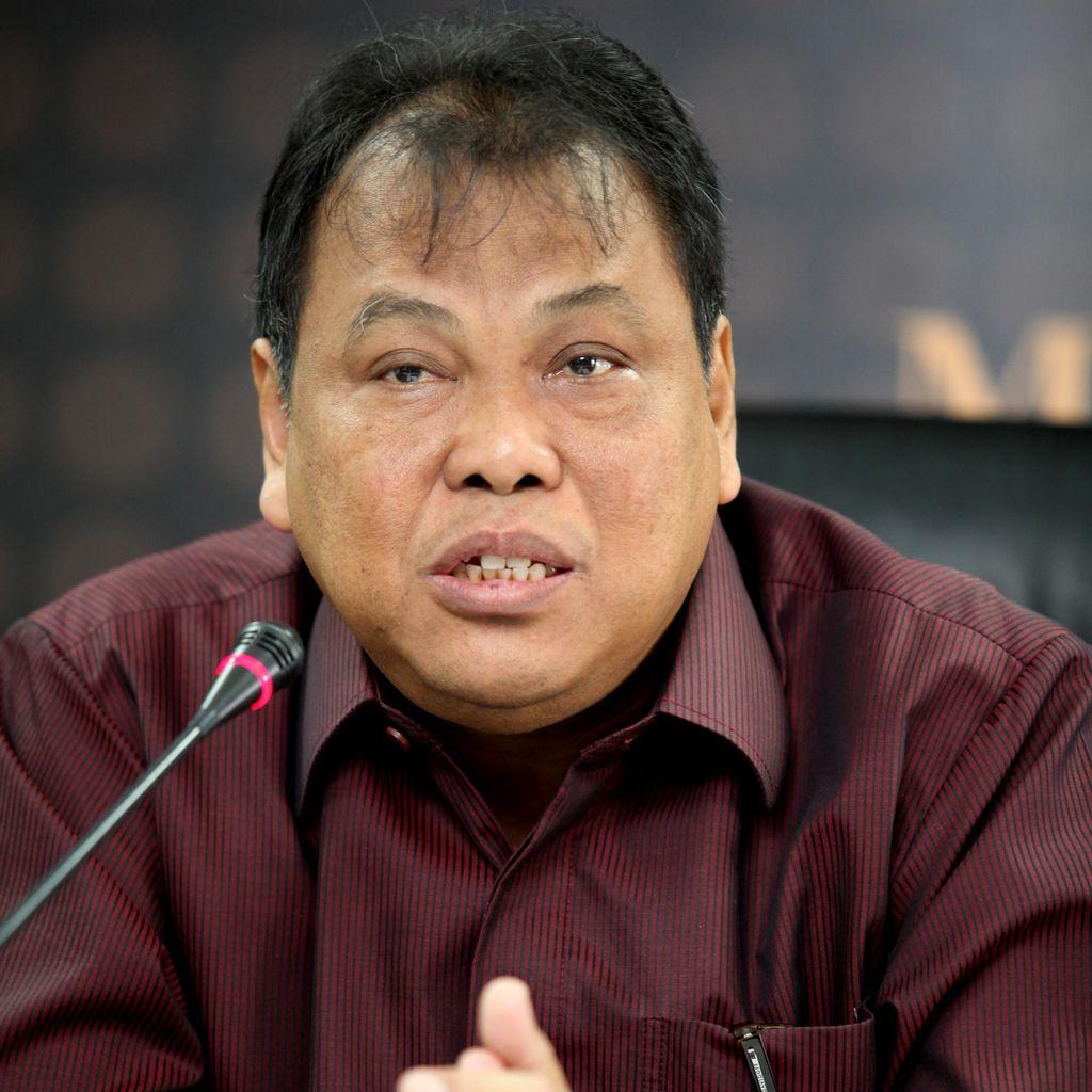 Ketua MK Dijatuhi Sanksi Etik karena Keluarkan Katebelece