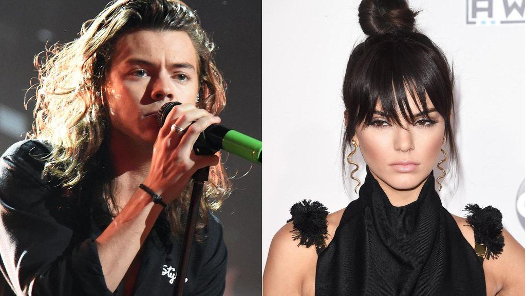 Kepergok Pergi Kencan, Kendall Jenner dan Harry Styles Balikan?