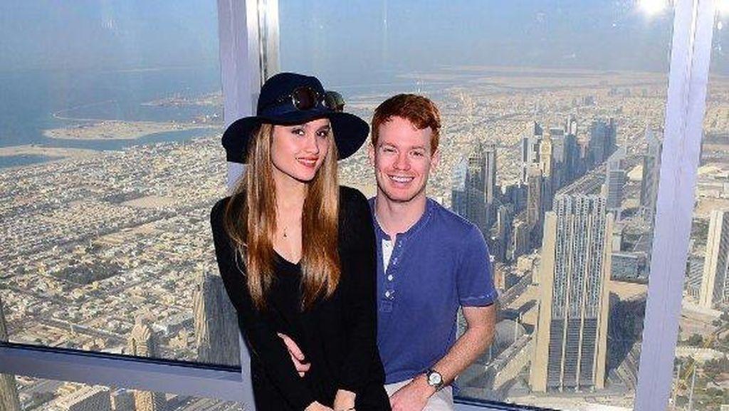 Orangtua Sudah Bertemu dengan Kekasih Cinta Laura di Los Angeles
