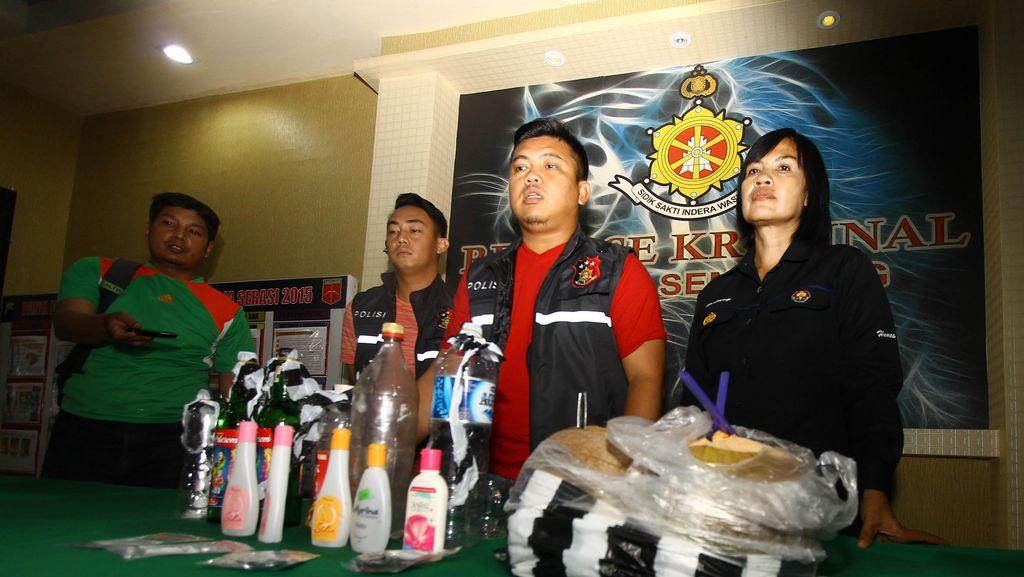 Tenggak Miras Oplosan, 2 Tewas dan 4 Kritis di Semarang