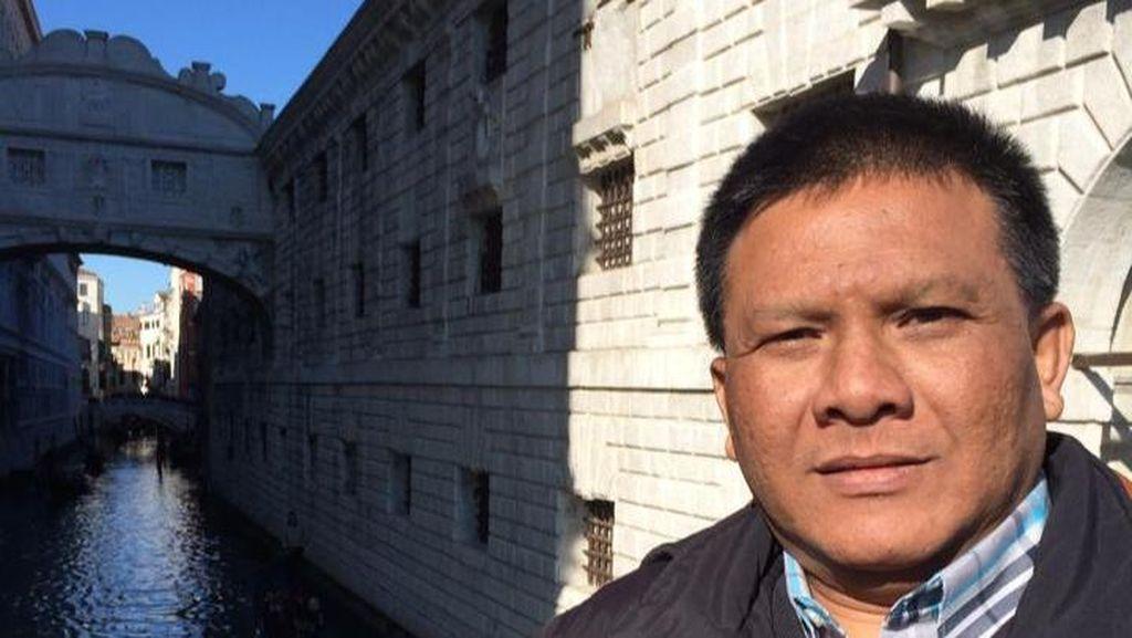 Menlu Terima Jenazah Diplomat yang Meninggal Akibat Kebakaran di KBRI Roma