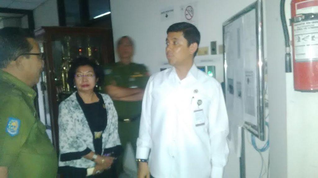 Sidak Kantor Wali Kota Jakbar, Menteri Yuddy Kecewa Kehadiran Pejabat dan Pelayanan