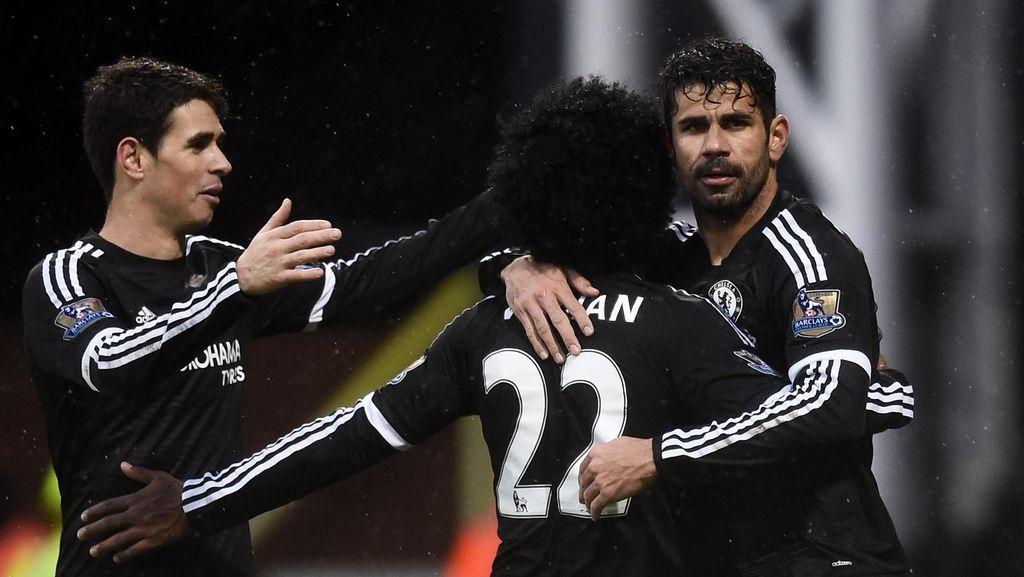 Chelsea Menang 3-0 atas Palace