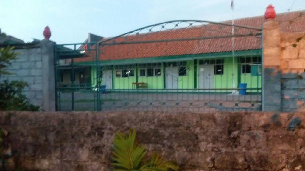 Ini Tembok yang Blokir MTs Muhammadiyah Karangkajen Sebelum Dibongkar Walkot Yogya